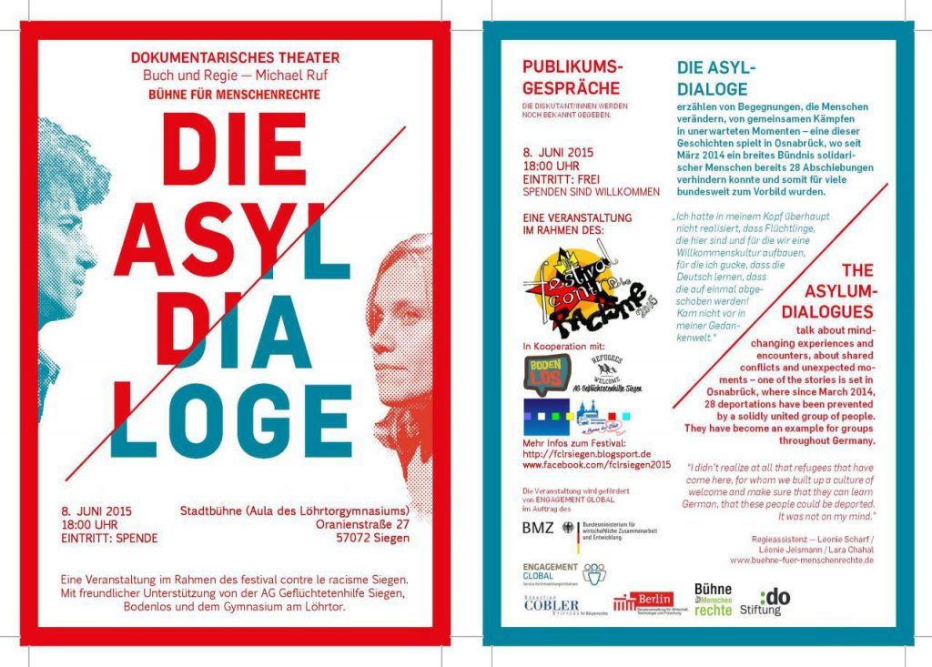 Flyer Asyldialoge final klein